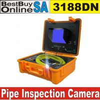 Pipe inspection Camera with ABS Waterproof Case.