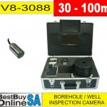 "V8-3088 "" Borehole / Well Inspection Camera"