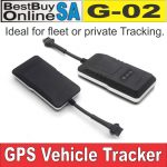 G-02 GPS GSM Vehicle Tracker