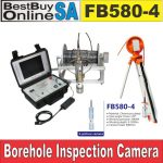 FB580-4 - Commercial Borehole Inspection Camera System with - 4 Picture Camera