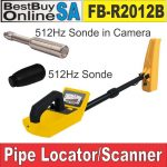 512Hz Sonde Scanner Pipe or Cable Locator