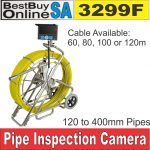 3299F Pipe Sewer Inspection Camera