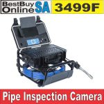3499F - Pipe Sewer Inspection Camera System