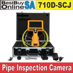 710D-SCJ Pipe inspection camera