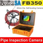 FB350 Pipe Inspection Camera System