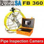 FB360 Pipe Inspection Camera System
